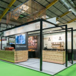 Bewleys Ireland Exhibition Stand