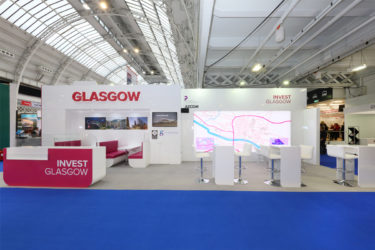Exhibition Stand Builders Dublin : Exhibition stands by over and above exhibition stand designers