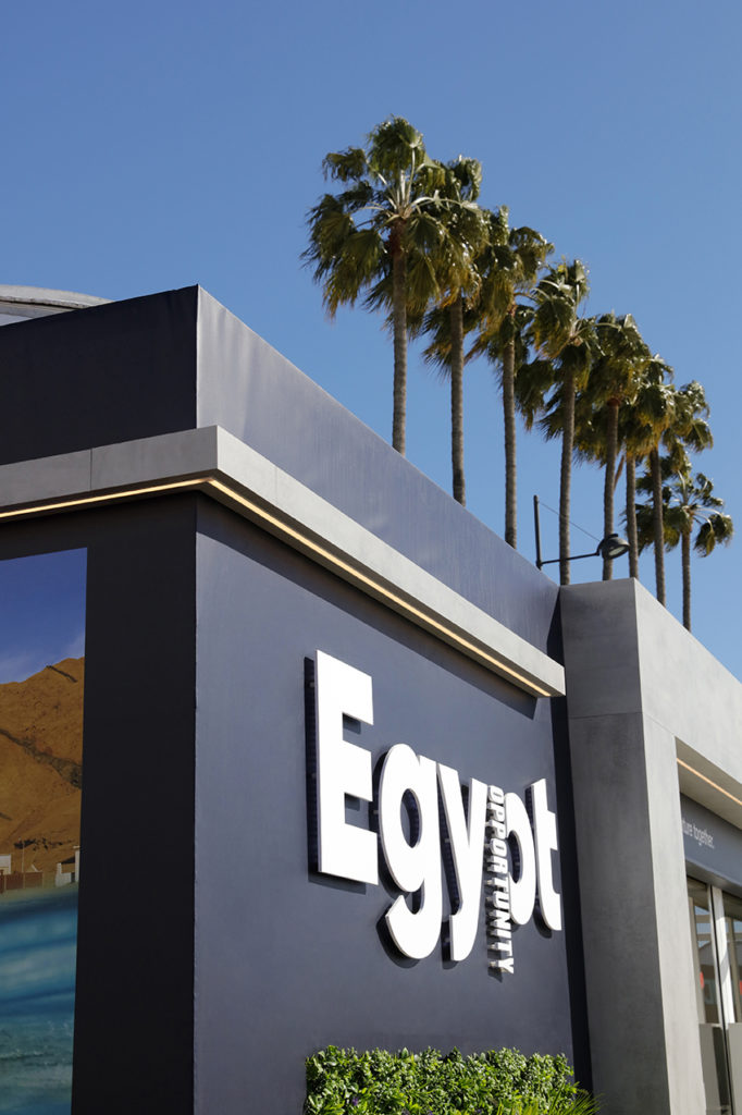 Egypt MIPIM Over & Above Cannes