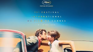 Cannes Film Festival poster 2018